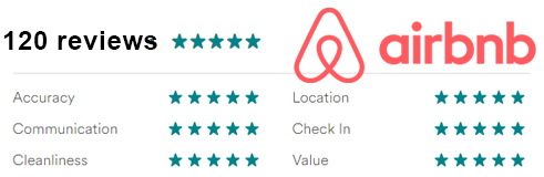 airbnb 5-star reviews 2019